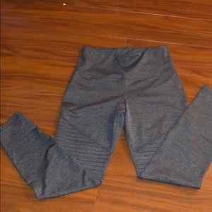Old navy grey Capri workout pant